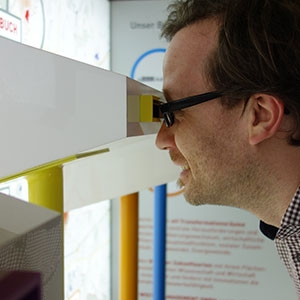 Digitale Architektur: Von der Information zur Interaktion.