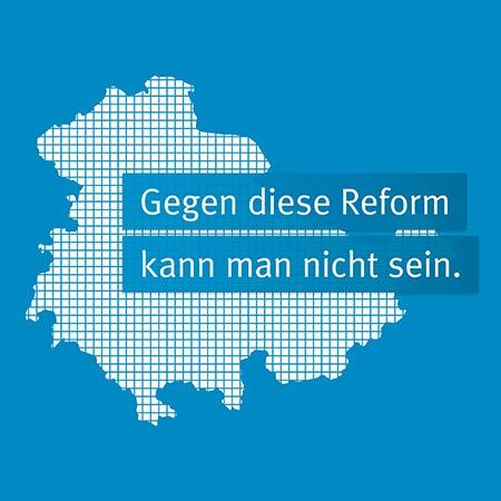 Kampagne für die Landesregierung Thüringen