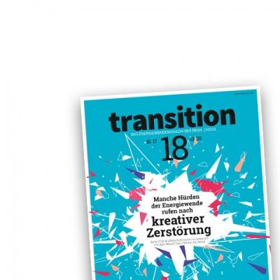 Energiewendemagazin der dena: Die transition ist da!